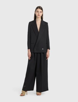 Bottega Veneta Wide Leg Pants