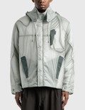 Hyein Seo Transparent Padded Jacket Picture
