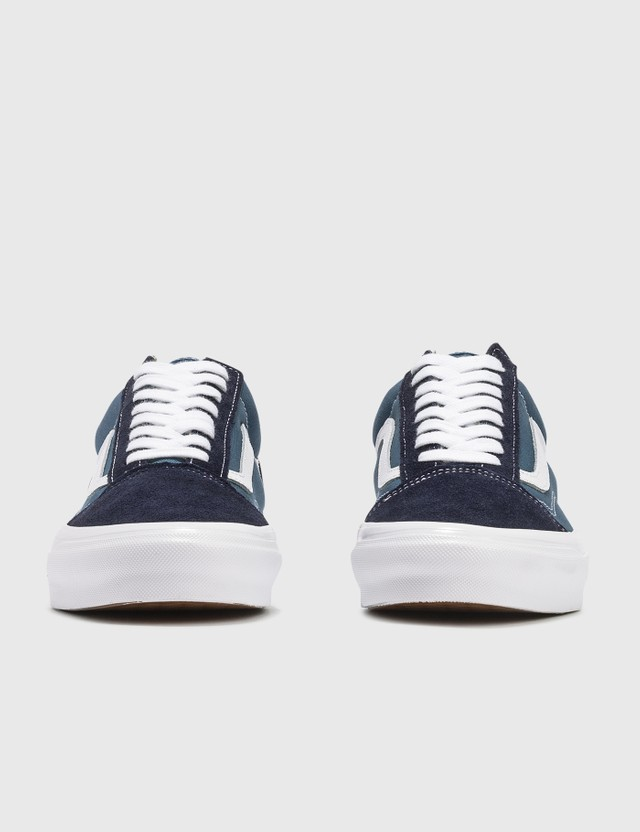 Vans OG Old Skool LX (suede/canvas) Navy/stv Navy Men