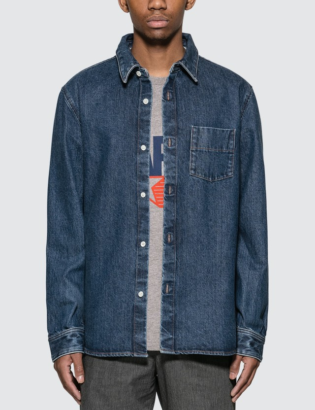 A.P.C. Victor Overshirt