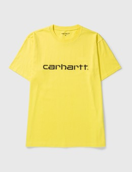 Carhartt Work In Progress Script T-shirt