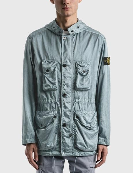 스톤 아일랜드 Stone Island Nylon Raso-TC Jacket