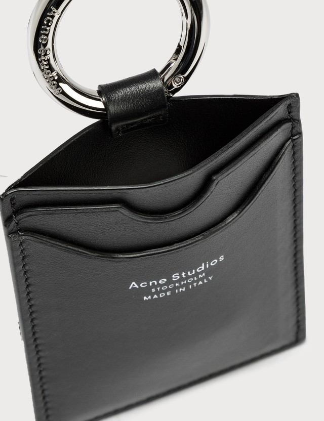 Acne Studios Aelin Lanyard Card Holder