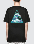Huf High Tide Triangle S/S T-Shirt Picture