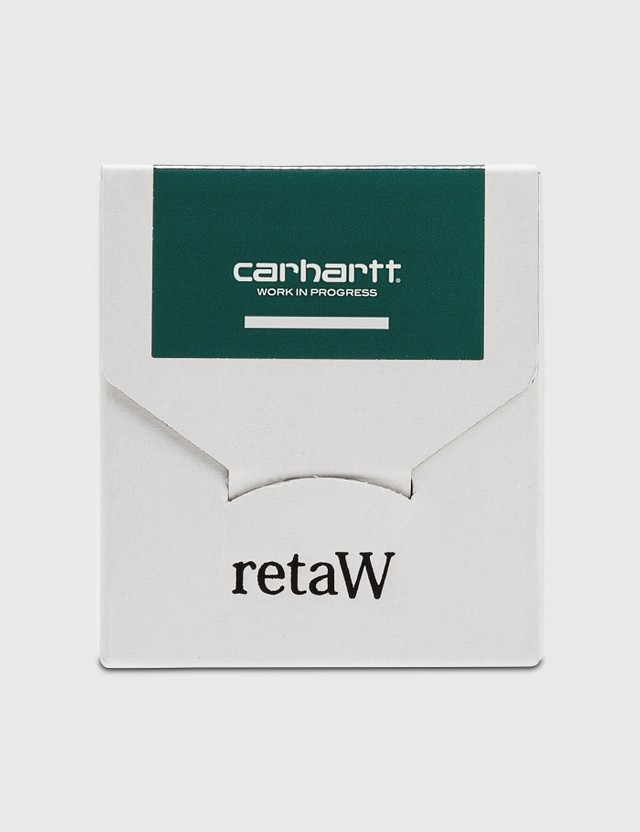 Carhartt Work In Progress retaW x Carhartt WIP Midas Fragrance Candle White, Bottle Green Men