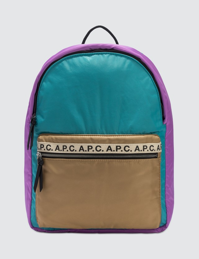 A.P.C. Sac A Dors Marc Bag