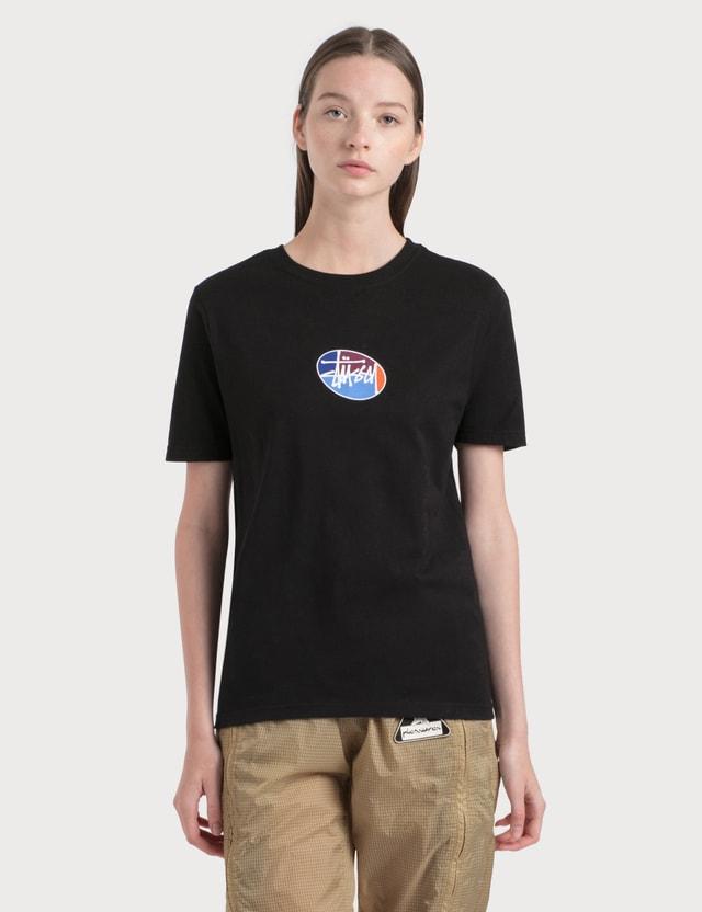Stussy Quarter Oval Stock T-Shirt