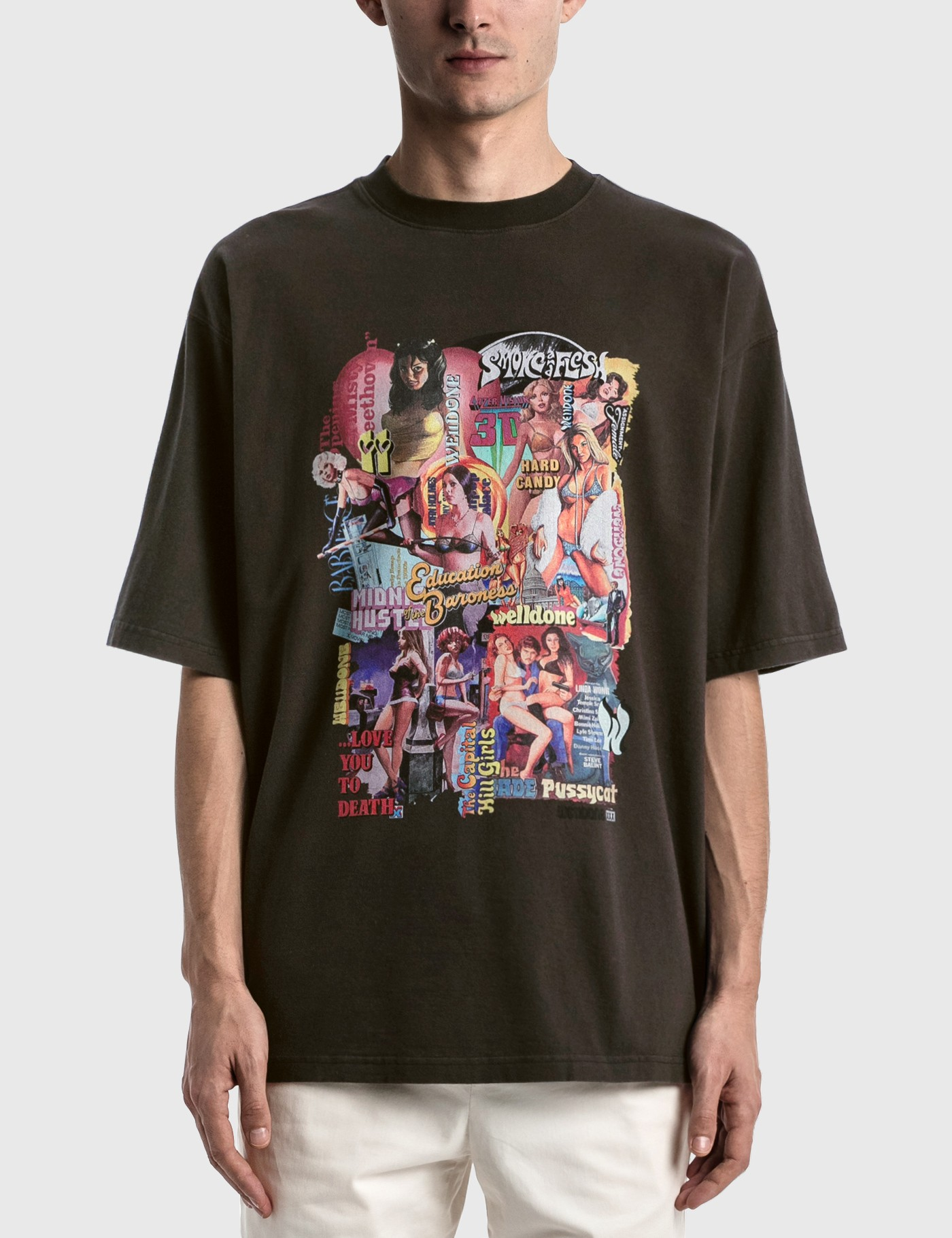 New Movie Collage T-shirt