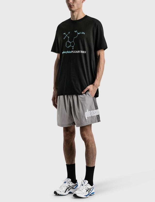 Pleasures Electric Active Shorts Black Men