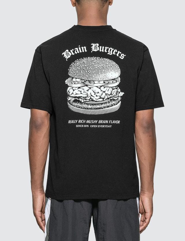 Undercover Brain Burgers Print T-Shirt