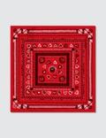 Versace Heart Print Bandana Scarf Picture