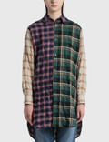 Loewe Check Long Shirt Picture