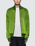 Maison Margiela Reversible Knitted Zip up Cardigan Picutre