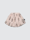 NUNUNU Skull Mask Ballon Skirt 사진