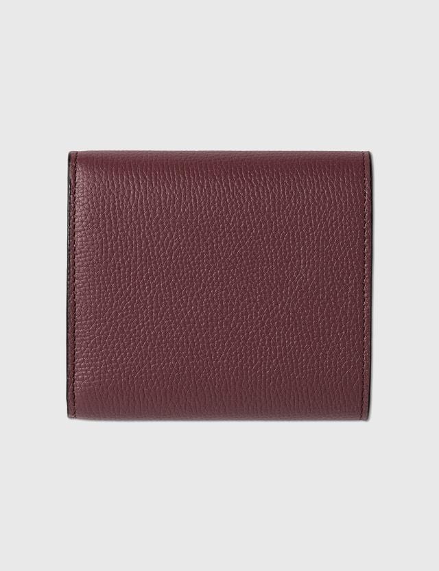 Loewe Anagram 8 CC Wallet
