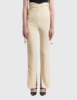 Nanushka Leslie Georgette Pants