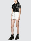 1017 ALYX 9SM Zip Skirt with Pouch White Women