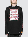 Heron Preston HBX Exclusive Prohibited Items Turtleneck Picture