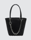 Alexander Wang Roxy Soft Puffy Nylon Small Tote Picutre