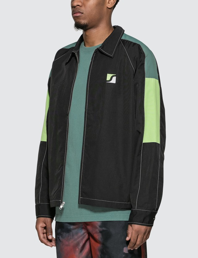 Stussy Panel Zip Jacket