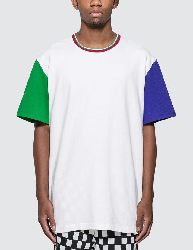 Puma Chinatown Market X Puma Colorblock T-shirt