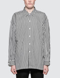 Monkey Time Pinstripe Shirt Picture