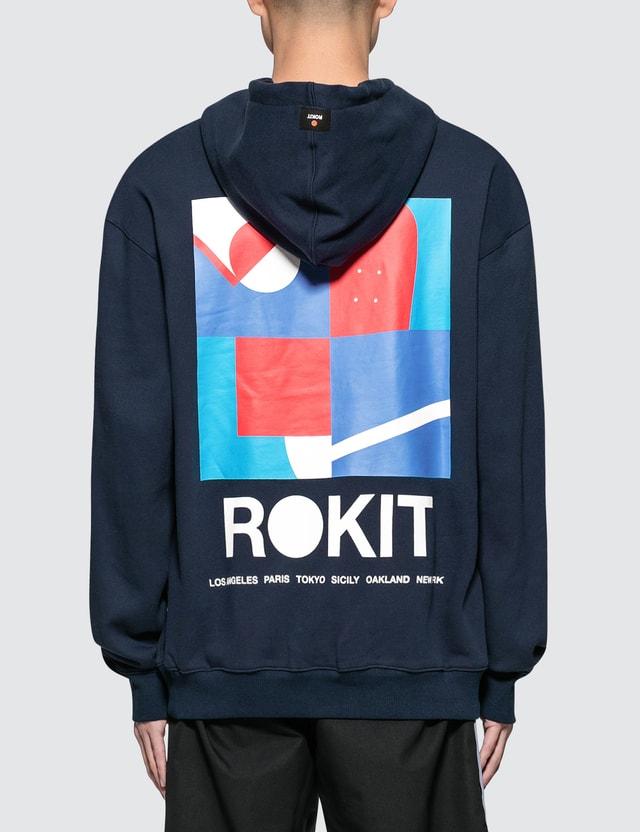 Rokit The Bauhaus Pullover Hoodie