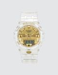 "G-Shock GA835E ""35th Anniversary Glacier Gold"" Picture"