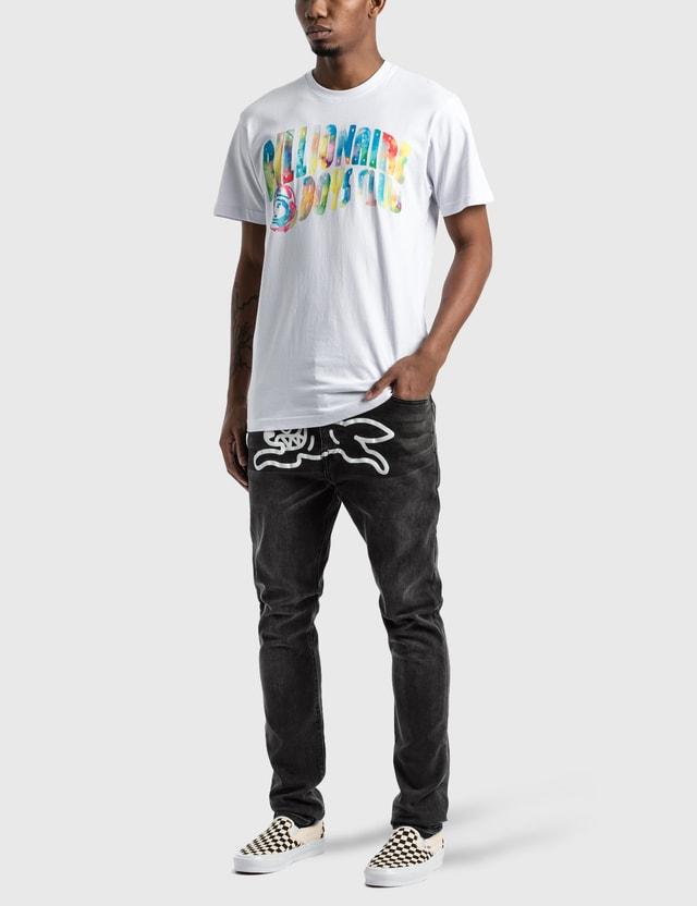 Billionaire Boys Club Watercolor Branding T-Shirt White Men