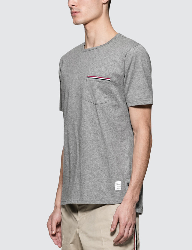 Thom Browne S/S Pocket T-Shirt
