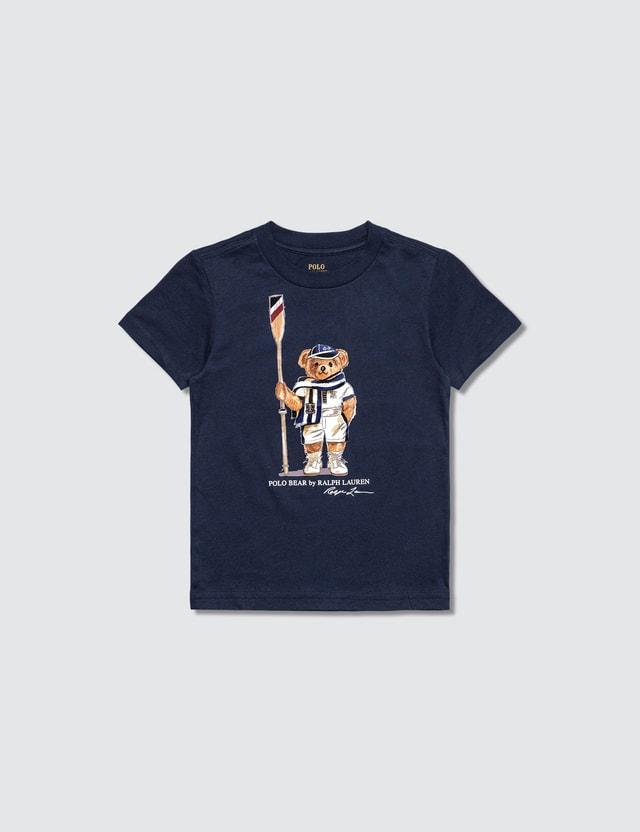 0d9bfbe9 Polo Bear Cotton Toddler T-shirt