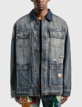 Billionaire Boys Club Chore Denim Jacket Picutre
