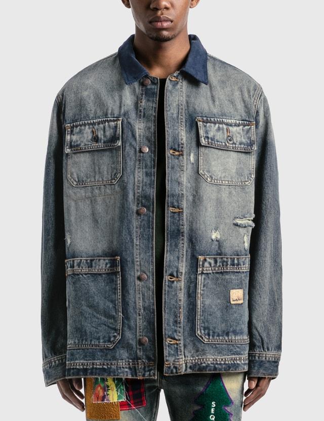 Billionaire Boys Club Chore Denim Jacket