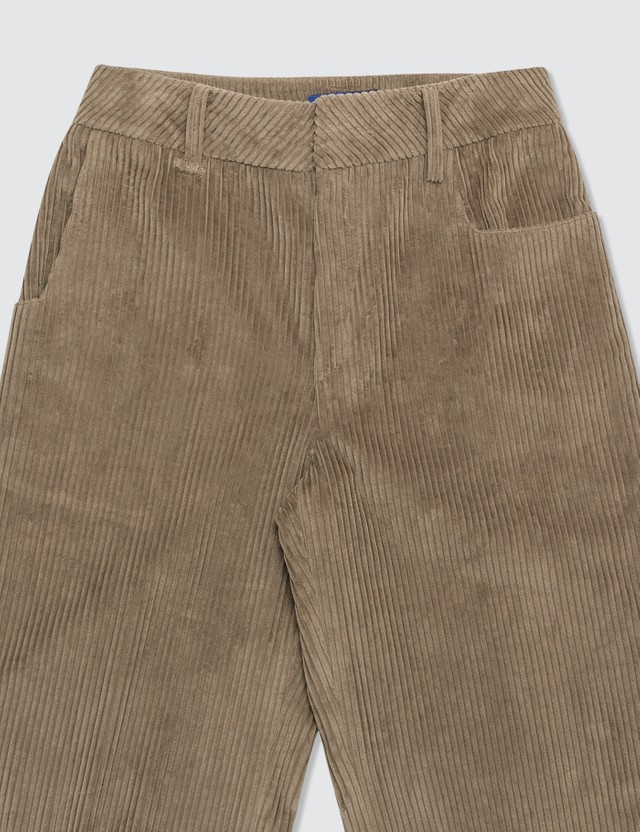 Ader Error Straight Leg Corduroy Pants