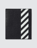Off-White Diag Card Holder