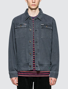 Infinite Archives Guess x Infinite Archives Canvas Worker Jacket