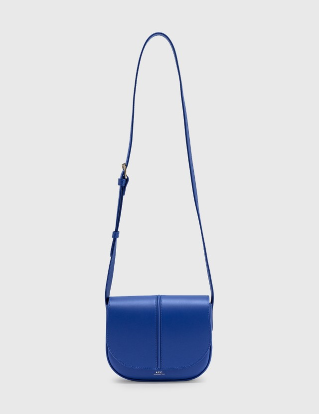 A.P.C. Betty Bag Iap Majorelle Blue Women
