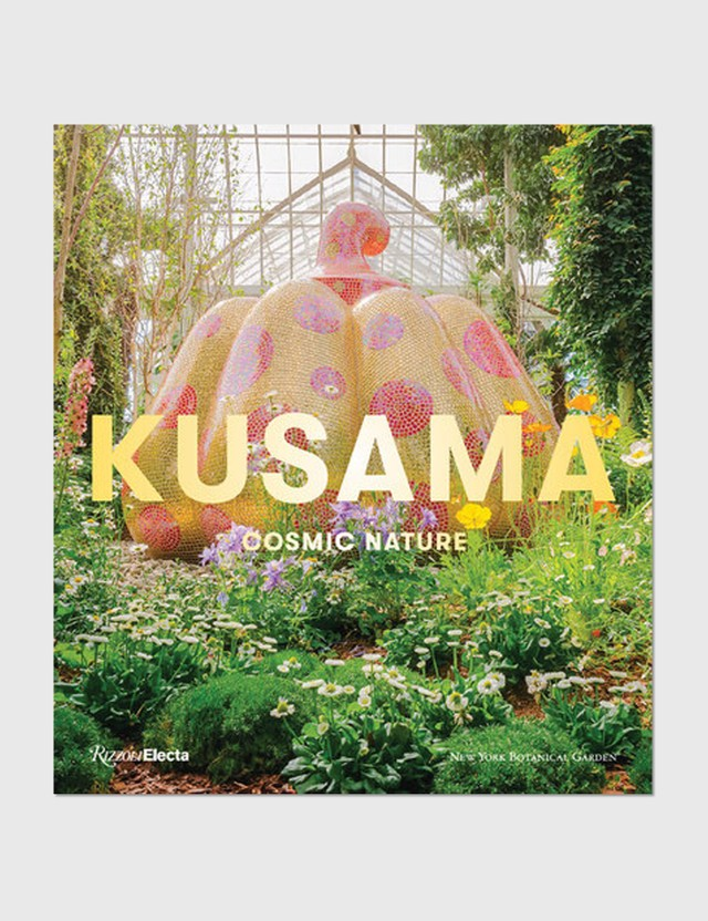 Rizzoli Kusama: Cosmic Nature Multicolor Life