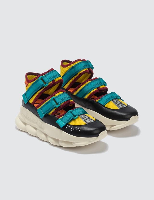 Versace Chain Reaction Sandals