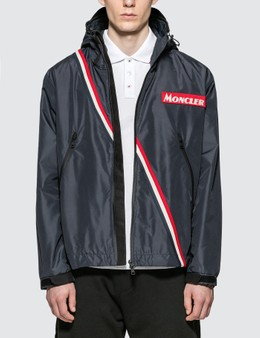 Moncler Lightweight Zip Jacket