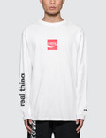 Atmos Lab Coca-Cola By Atmos Lab Its Real Things L/S T-Shirt Picture