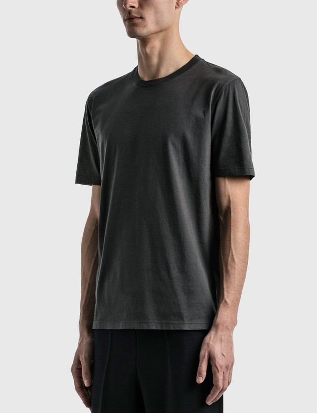 Maison Margiela Jersey T-shirt Anthracite Men