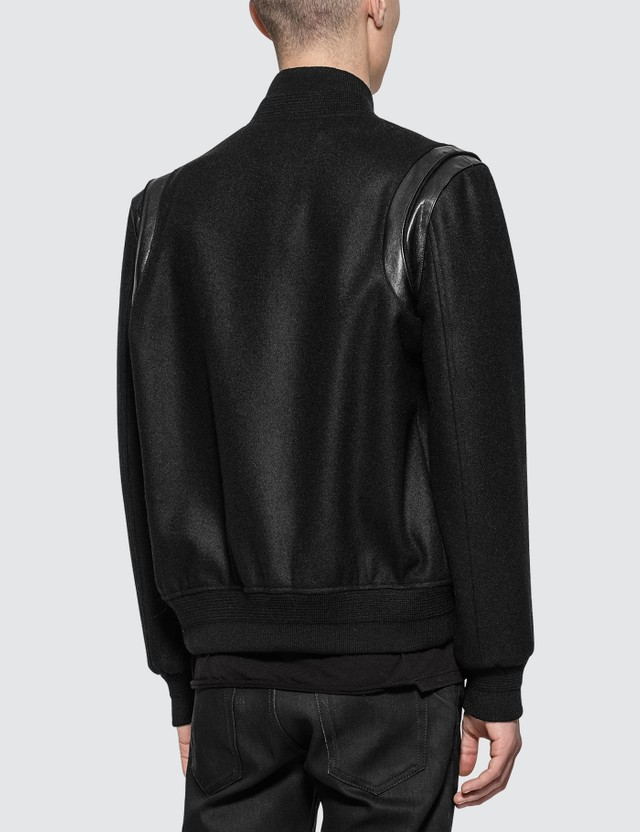Saint Laurent Wool Teddy Jacket