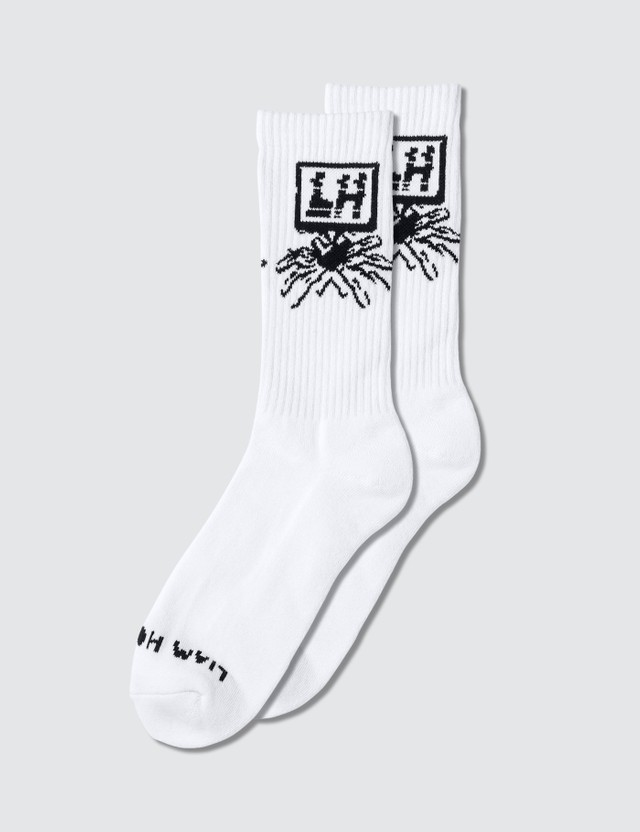 Liam Hodges Spyder Socks