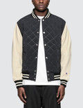 Champion Japan Baseball Jacket Picutre