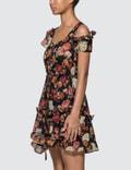 R13 Deconstructed Babydoll Dress