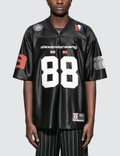 Alexander Wang High Shine Football Jersey Picutre