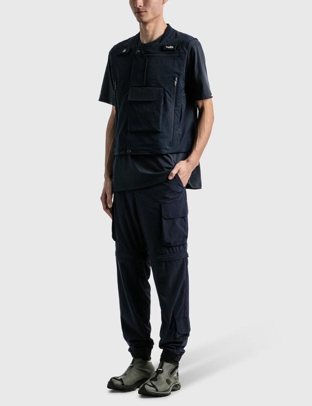 bagjack GOLF Hypegolf X bagjack GOLF Tec Vest Navy Men