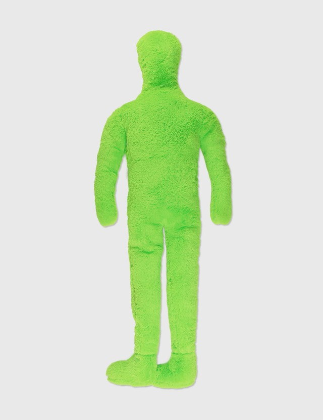 Crosby Studios Green Short Fur Little Man