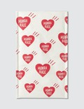 Human Made Heart Print iPhone XS Max Case Picutre
